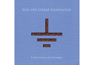 Van Der Graaf Generator - A Grounding In Numbers - (CD)