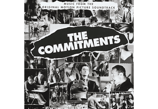 VARIOUS - The Commitments - (CD)