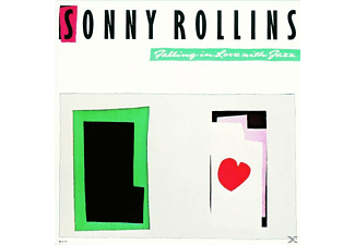 Sonny Rollins - Falling In Love With Jazz [CD]