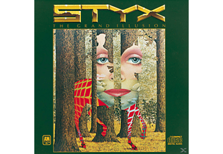 Styx - The Grand Illusion [CD]