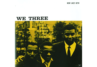 Roy Haynes, HAYNES,ROY/NEWBORN,PHINEAS/CHAMBERS,PAUL - We Three (Rudy Van Gelder Remaster) - (CD)