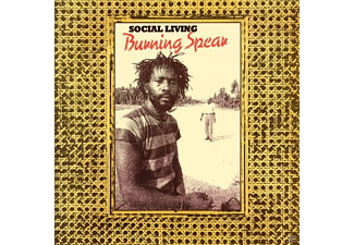 Burning Spear - Social Living (CD)