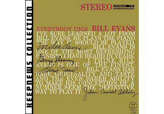 Bill Evans - EVERYBODY DIGS BILL EVANS (KEEPNEWS COLLECTION) - (CD)