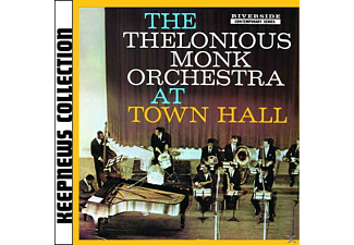 Thelonious, Thelonious Orchestra Monk - At Town Hall (Keepnews Collection) [CD]
