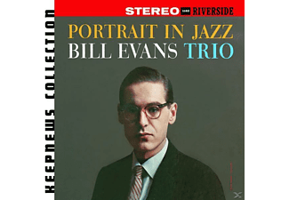 Bill Evans - Portrait In Jazz (Keepnews Collection) [CD]