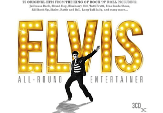 Elvis Presley - All-Round Entertainer - (CD)