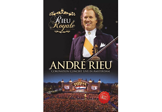 André Rieu - Coronation Concert - Live In Amsterdam [Blu-ray]