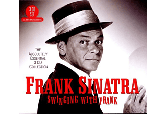 Frank Sinatra - Swinging With Frank (CD)