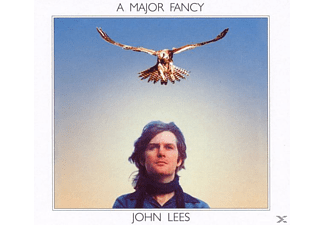 John Lees - A Major Fancy - (CD)