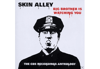 Skin Alley - Big Brother Is Watching You-The CBS Reco - (CD)