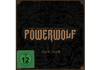 Powerwolf - The History Of Heresy I-2004-2008 [CD]