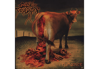 Cattle Decapitation - Humanure [CD]