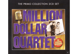 The Million Dollar Quartet - The Essential Recordings - (CD)