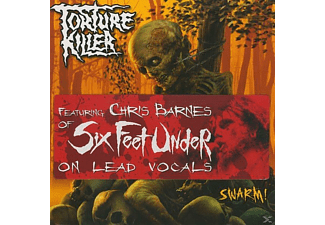 Torture Killer - Swarm! [CD]