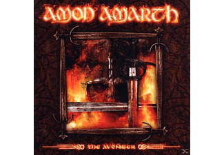 Amon Amarth - THE AVENGER (REMASTERED) [CD]