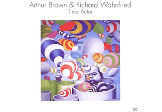 Wahnfried,Richard & Brown,Arth - Time Actor (Remastered) - (CD)