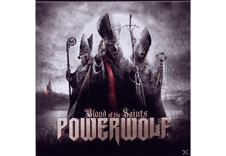 Powerwolf - Blood Of The Saints - (CD)