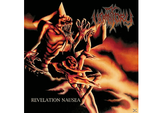 Vomitory - REVELATION NAUSEA [CD]