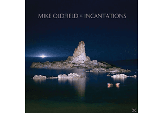 Mike Oldfield - INCANTATIONS - (CD)