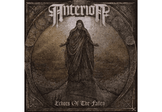 Anterior - Echoes Of The Fallen [CD]