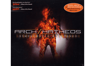 Arch/Matheos - Sympathetic Resonance - (CD)
