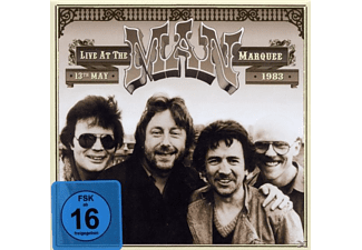 Man - Live At The Marquee 1983 (2cd+Dvd) [CD + DVD Video]