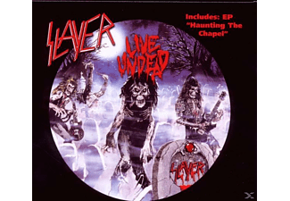 Slayer - Live Undead/Haunting The Chapell/Digi - (CD)