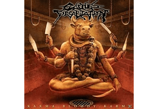 Cattle Decapitation - Karma Bloody Karma - (CD)