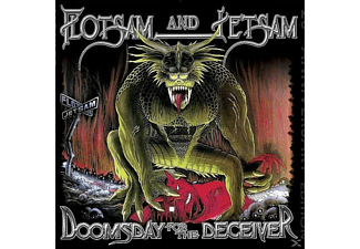 Flotsam  Jetsam - DOOMSDAY FOR THE DECEIVER (20TH ANNIVERSARY SPECIA [DVD]