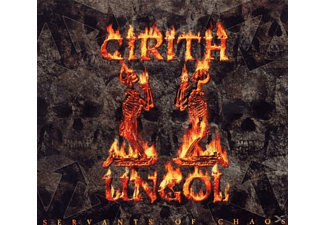 Cirith Ungol - Servants Of Chaos [CD]