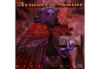 Armored Saint - Revelation - (CD)