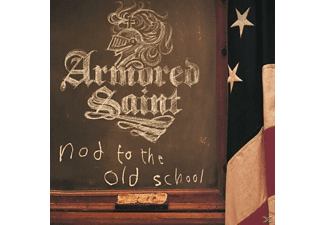 Armored Saint - Nod To The Old School [CD]