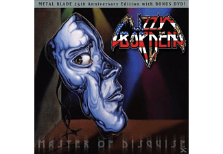 Lizzy Borden - Master Of Disguise (Mb 25th Anniv.) - (CD + DVD Video)