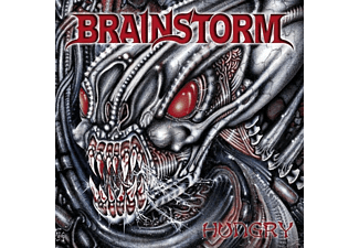 Brainstorm - Hungry [CD]