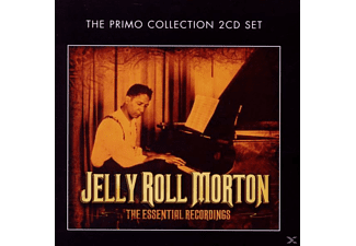 Jelly Roll Morton - The Essential Recordings [Doppel-cd] - (CD)