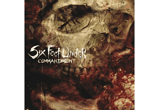 Six Feet Under - COMMANDMENT [CD]