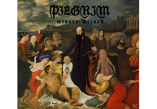 Pilgrim - Misery Wizard - (CD)