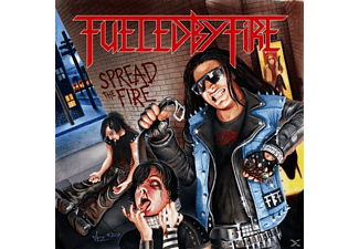 Fueled By Fire - Spread The Fire [CD]