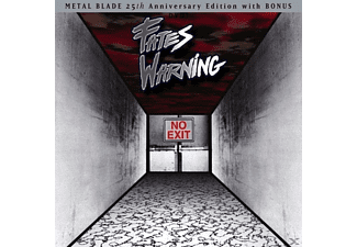 Fates Warning - No Exit (25th Anniversery) [CD + DVD]