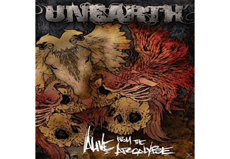 Unearth - Alive From The Apocalypse - (CD + DVD Video)