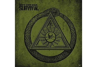 Born From Pain - Survival [CD]