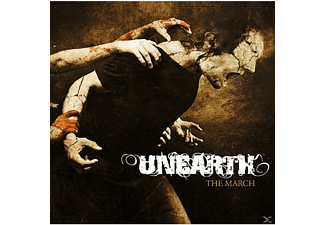 Unearth - THE MARCH - (CD)