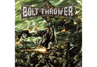 Bolt Thrower - HONOUR-VALOUR-PRIDE - (CD)