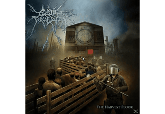 Cattle Decapitation - The Harvest Floor [CD]