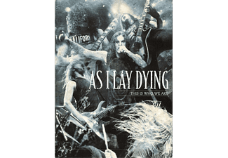 As I Lay Dying - THIS IS WHO WE ARE [DVD]