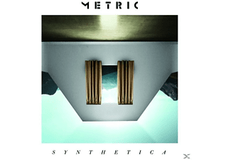 Metric - Synthetica - (Vinyl)