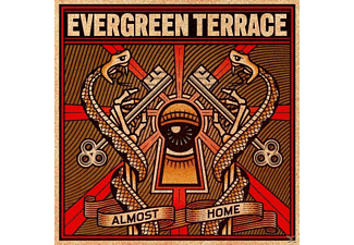 Evergreen Terrace - ALMOST HOME - (CD)