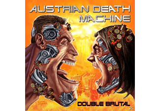Austrian Death Machine - Double Brutal [CD]