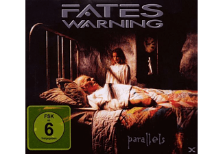 Fates Warning - Parallels-Expanded Edition [DVD]