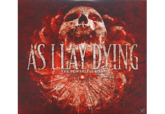 As I Lay Dying - The Powerless Rise - (CD)